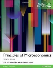 Principles of Microeconomics, Global Edition by Karl E. Case and Ray C. Fair