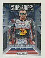 2020 Panini Prizm Racing STARS AND STRIPES #SS9 AUSTIN DILLON NASCAR