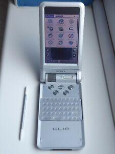 Sony Clie PEG NR70V Palm OS PDA VGC