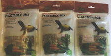 New listing (Lot 3)Zilla Reptile Food Munchies Vegetable & Fruit Mix, 4-Ounce