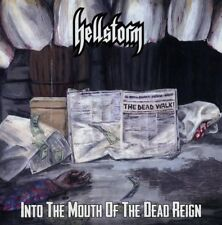HELLSTORM Into The Mouth Of The Dead Reign CD ( o18a ) 162275