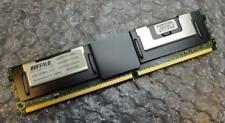 2 Go Buffalo d2f667cw-2gmej8 PC2-5300F 667MHz DDR2 2Rx8 FBDIMM ECC MÉMOIRE DE
