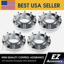4 Wheel Adapters 6x55 To 8x170 Ford Super Duty Wheel On 6 Lug Chevy Hub Centric