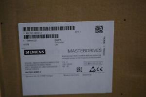 Siemens 6SE7021-8EB61-Z Simovert Masterdrive Neu