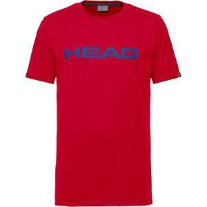 Head Men's Club Ivan T-Shirt - Red/Royal Blue