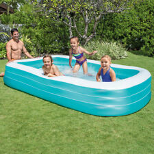 Intex 58484NP Swim Center 305x183 Family Piscina Infantil