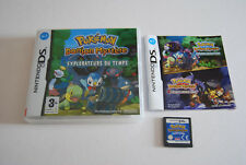 POKEMON DONJON MYSTERE EXPLORATEUR DU TEMPS - NINTENDO DS - VF