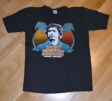 RaRe *1978 BOB DYLAN* vintage rock concert tour t-shirt tee (L/XL) 1970's MINT