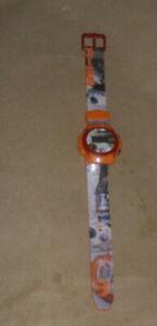 lucas films - star wars BB-8 DIGITAL watch