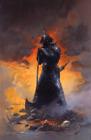 """Death Dealer Three by Frank Frazetta Mini Poster- 11"""" x 17"""""""