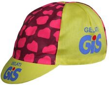 Brand new GIS gelati  Cycling cap, Italian made Retro fixie