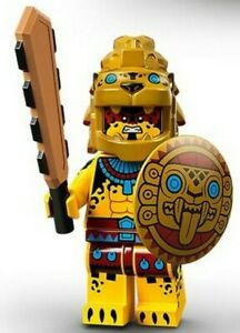 LEGO SERIES 21 MINIFIGURE ANCIENT AZTEC WARRIOR 71029 BUY 3 GET 4TH FREE