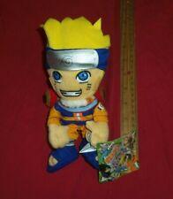 """Naruto 7"""" Plush Banpresto 2003"""