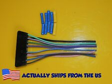 80s 1980 1991 Power Window Switch Pigtail Connector Plug Wire Chevy Gmc Suburban