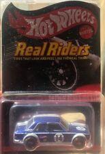 1/64 Hot Wheels Datsun Bluebird 510 RLC - Real Riders 3/4 7000 made