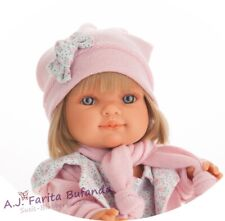 "Antonio Juan Puppe Spielpuppe ""Farita Bufanda"", 38cm"