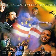VARIOUS ARTISTS - LA NOITE DE CABO VERDE NO ZENITH NEW CD