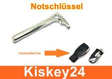 Ersatz Notschlüssel Schlüssel für Mercedes Benz A B C CL CLA CLS CLK E GL GLK