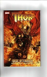 THOR, Siege Aftermath, Marvel Comics, Soft Cover Trade (CC2)