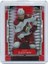 2015-16 Upper Deck Buybacks Red 30 Sam Gagner 4/5 Arizona Coyotes