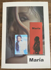 KPOP MAMAMOO HWASA 'MARIA' Album New OVP + Photocard + Phototicket + Freebie
