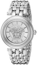 Versace Women's VQE040015 KHAI Medusa Stainless Steel Bracelet Watch