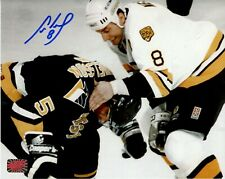 Cam Neely Boston Bruins Signed Autographed Fight Pens Ulf Samuelsson Turtle 8x10
