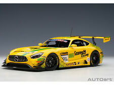 AUTOart Mercedes Benz AMG GT3 Team Gruppe M Racing Bathurst #999A 1:18 81931