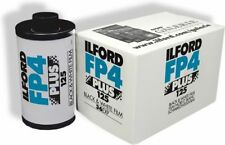 ILFORD FP 4 Plus 125 ISO  Kleinbildfilm 135/36  5 Filme