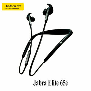 Genuine Jabra Elite 65e In-Ear Wireless Headphone Titanium Black With ANC