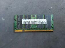 2GB PC2-5300 DDR2 SODIMM Samsung M470T5663CZ3-CE6 (F5423)