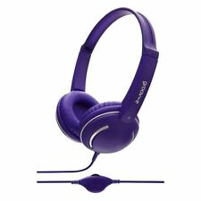 Écouteurs contrôle du volume avec fil DJ