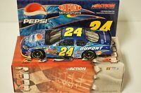 1/24 Jeff Gordon #24 Pepsi / Shards 2004 Monte Carlo Diecast Car by Action