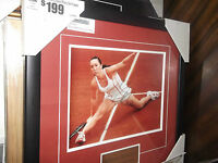 JELENA JANKOVIC HAND SIGNED TENNIS PHOTOGRAPH FRAMED + PHOTO PROOF &  C.O.A