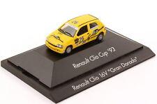 1:87 Renault Clio 16V Clio Cup 1993 Schüller Gran Dorado No. 26 Armin Schmid