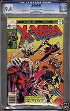 X-Men #104  CGC 9.4  NM  Universal