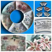 LENA LIU HUMMINGBIRD WREATH COLLECTION, BRADFORD EXCHANGE