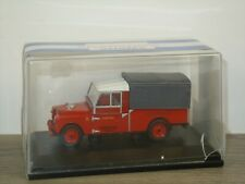 Land Rover Series I 109 Frame Hereford - Oxford 1:43 in Box *44756