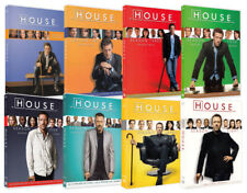 House, M.D. (The Complete Series) (Seasons 1-8 New DVD