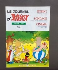 UDERZO. Le Journal d'Astérix. Albert René N° 6 1992
