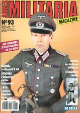 MILITARIA 93 ITALIAN ALPINI_FRENCH RENAULT R40 TANK_WW2 BRITISH FOOT GUARDS_HEER