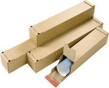 Planversandbox mit doppeltem Selbstklebeverschluss ColomPac® braun, Ausführun...