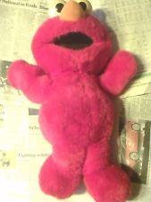 "TYCO Original 1997 16"" Tickle Me Elmo Plush Talking Laughing Doll w/BATTERIES"