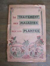 livre le traitement des maladies par les plantes tisanes parfaites Dr Leriche