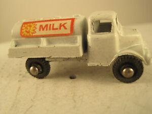 "Barclay 2"" milk truck c. 1960 Mint Condition"