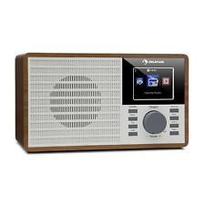Radio Internet Portable Wifi UPNP DLNA USB Compact Design Vintage Ecran Alarme