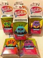 Yellies set of 6 Voice-Activated Spider Pet NEW IN HAND HOT TOY 2018- Hasbro