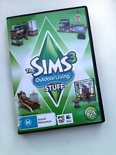 The Sims 3 Outdoor Living Stuff PC Game