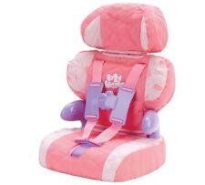 Casdon Baby-Huggles Puppe-Autositzerhöhung Rosa für Puppen bis zu 46cm