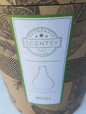 Authentic Scentsy Instill Metallic White Frost Diffuser Shade Reflect 1175 33205